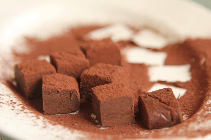 Chocolate truffles - Jyun-Lei Jheng flikr