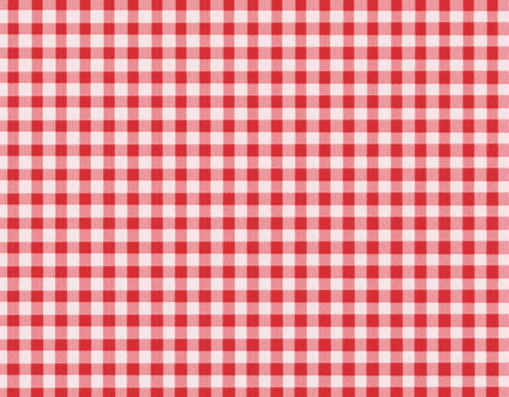 Gingham cloth pattern