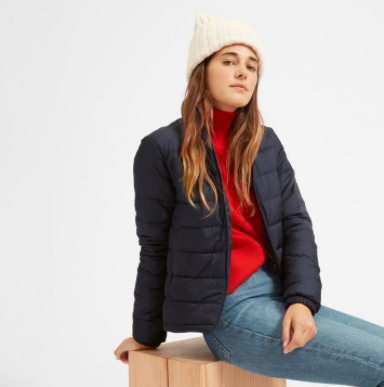 Everlane Lightweight Puffer Jacket