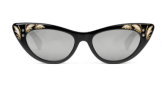 Gucci Cat Eye Acetate Sunglasses