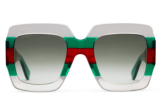 Gucci Square-frame Acetate Sunglsses